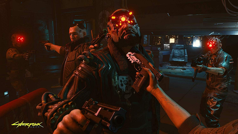 XBOXOne Cyberpunk 2077