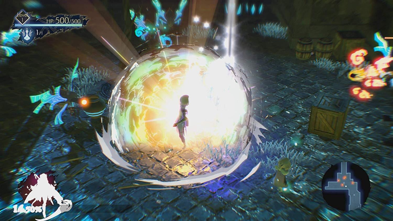 PS4 Oninaki