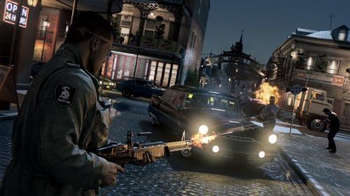 PS4 Mafia 3 Deluxe Edition