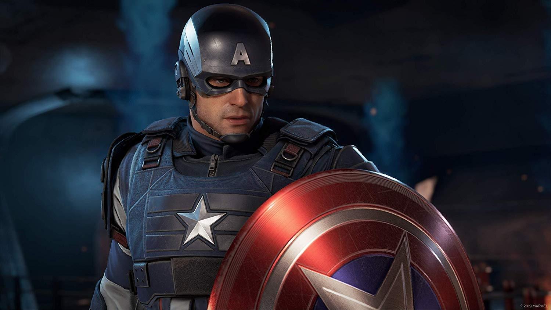 PS4 Marvel Avengers Deluxe Edition + Pre-Order Bonus