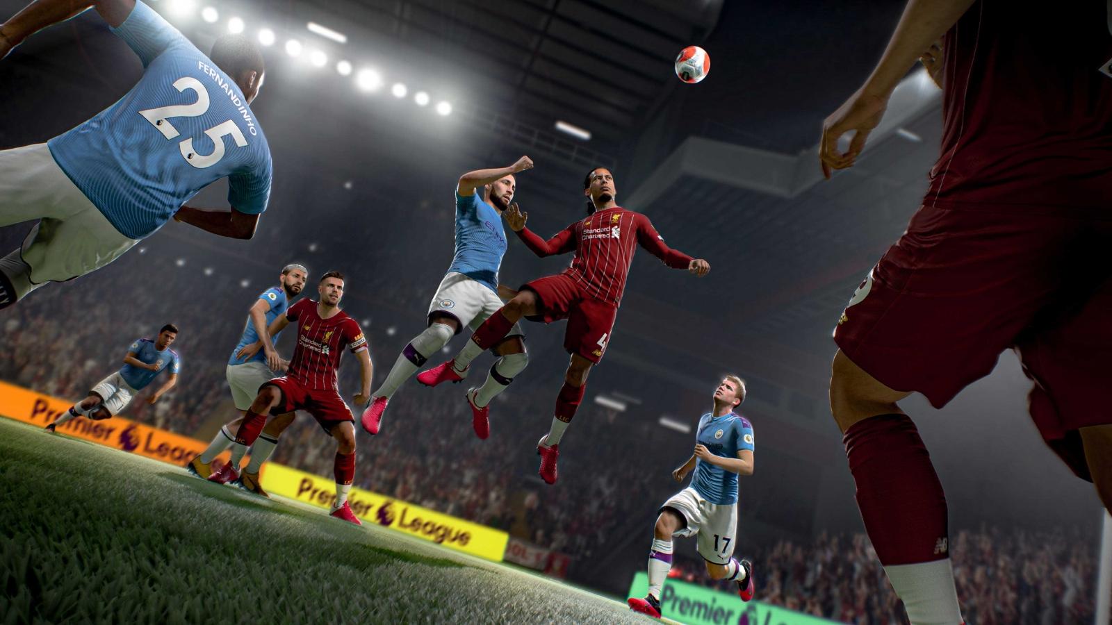 XBOXOne FIFA 21 Champions Edition
