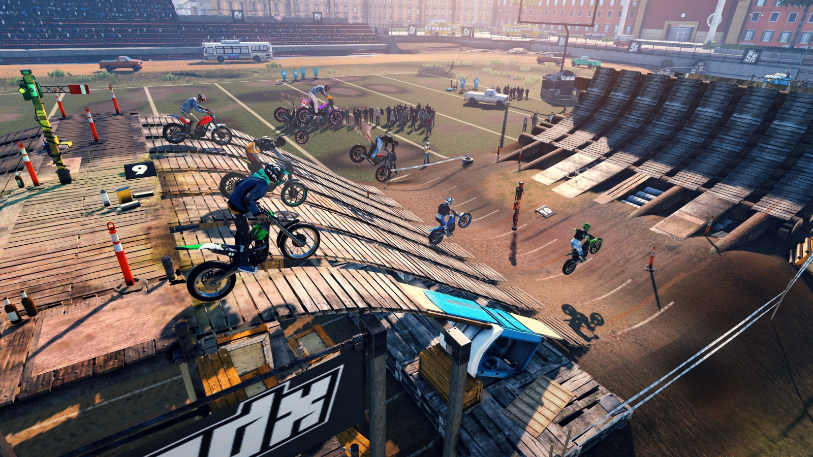XBOXOne Trials Rising Gold Edition