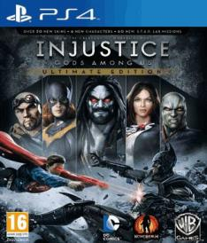 PS4 Injustice: Gods Among Us - Ultimate Edition