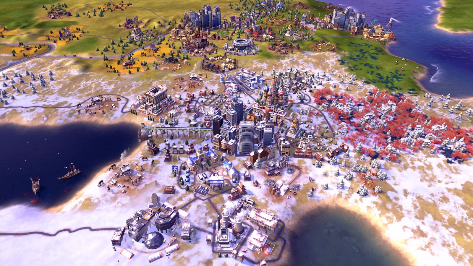 PS4 Civilization 6