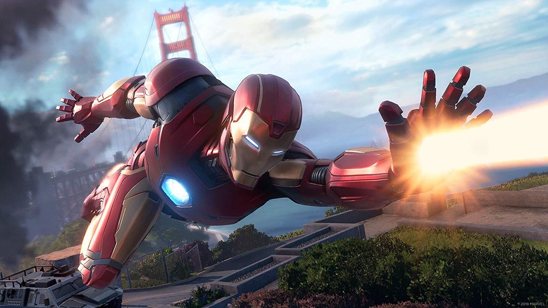 PS4 Marvel Avengers + Pre-Order Bonus