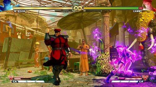PS4 Street Fighter 5 Champion Edition