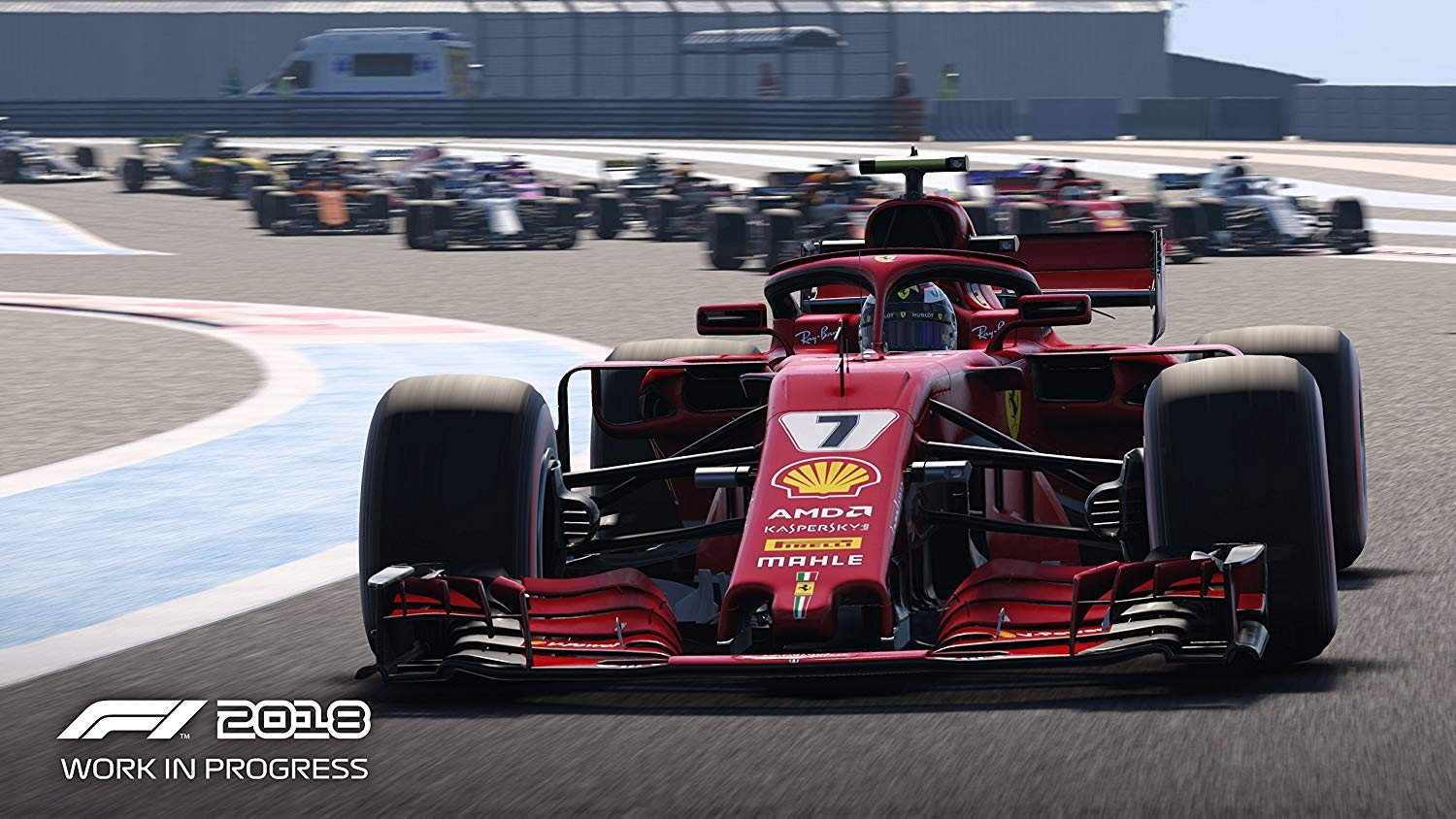 PC F1 2018 Headline Edition