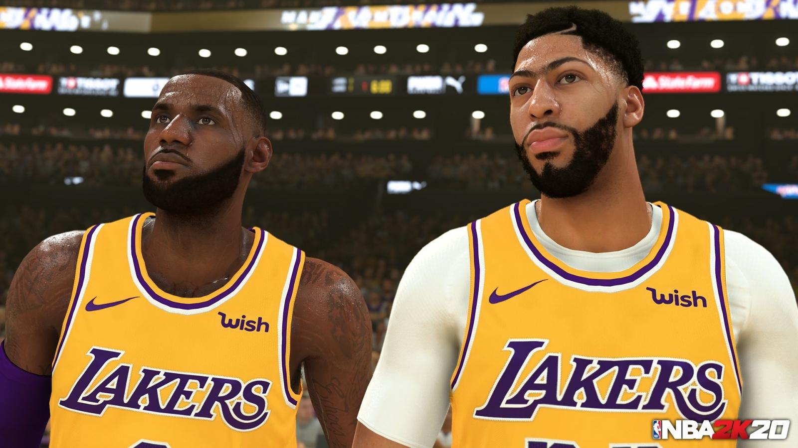 Switch NBA 2K20 Legend Edition