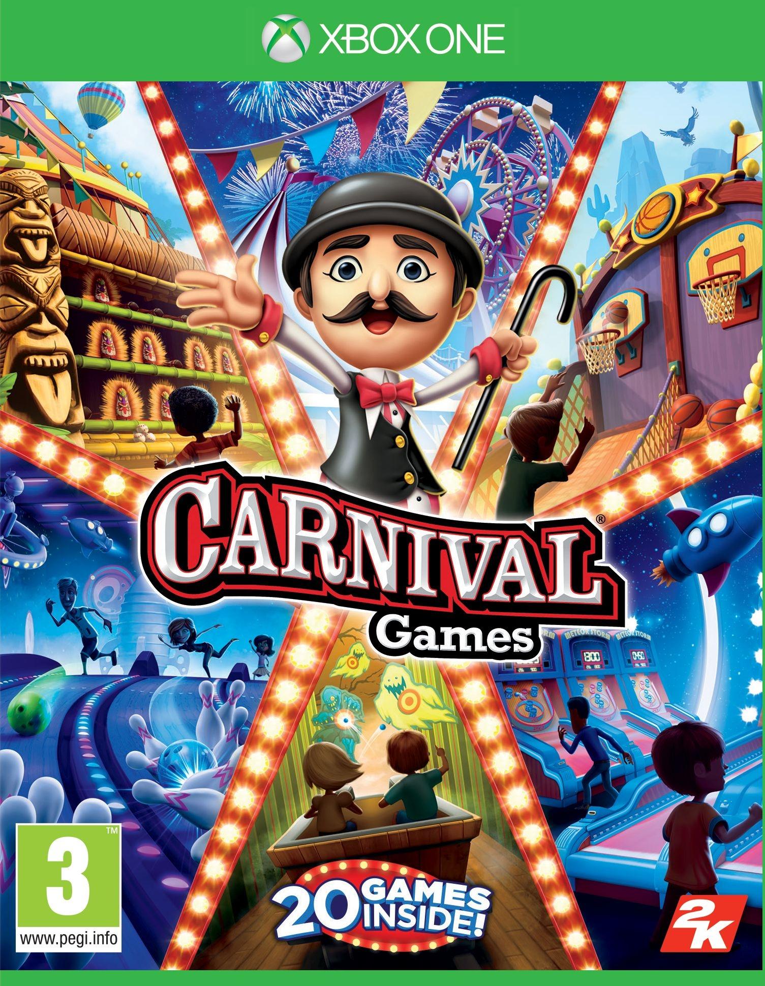 XBOXOne Carnival Games