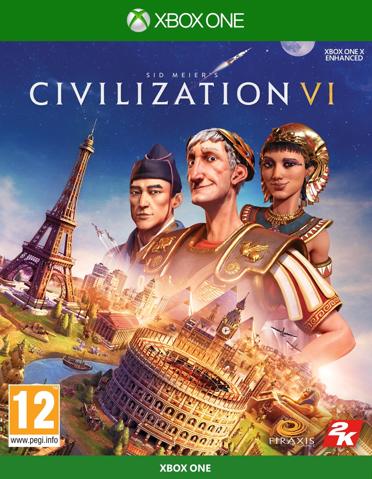 XBOXOne Civilization 6