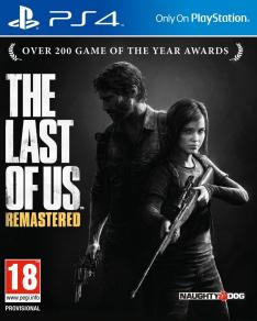 PS4 The Last of Us: Remastered