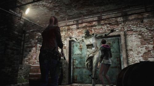 PS4 Resident Evil: Revelations 2