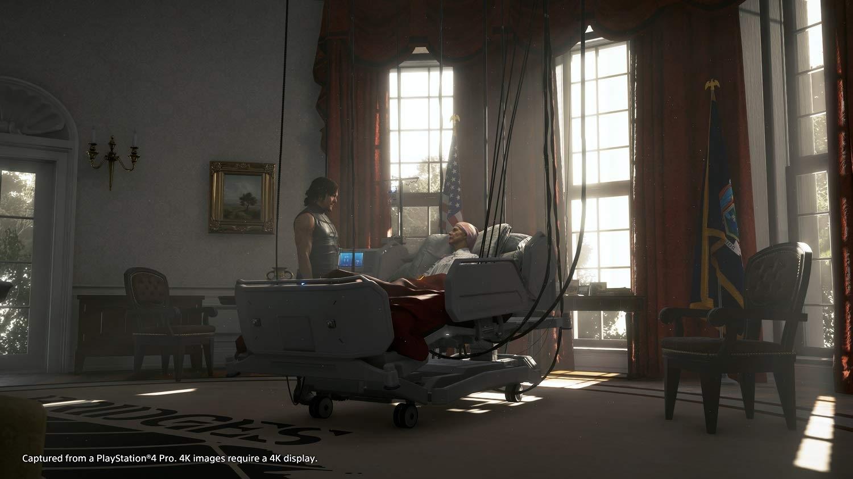 PS4 Death Stranding Special Edition