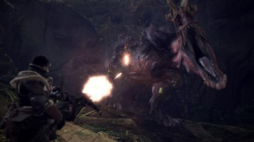 XBOXOne Monster Hunter World