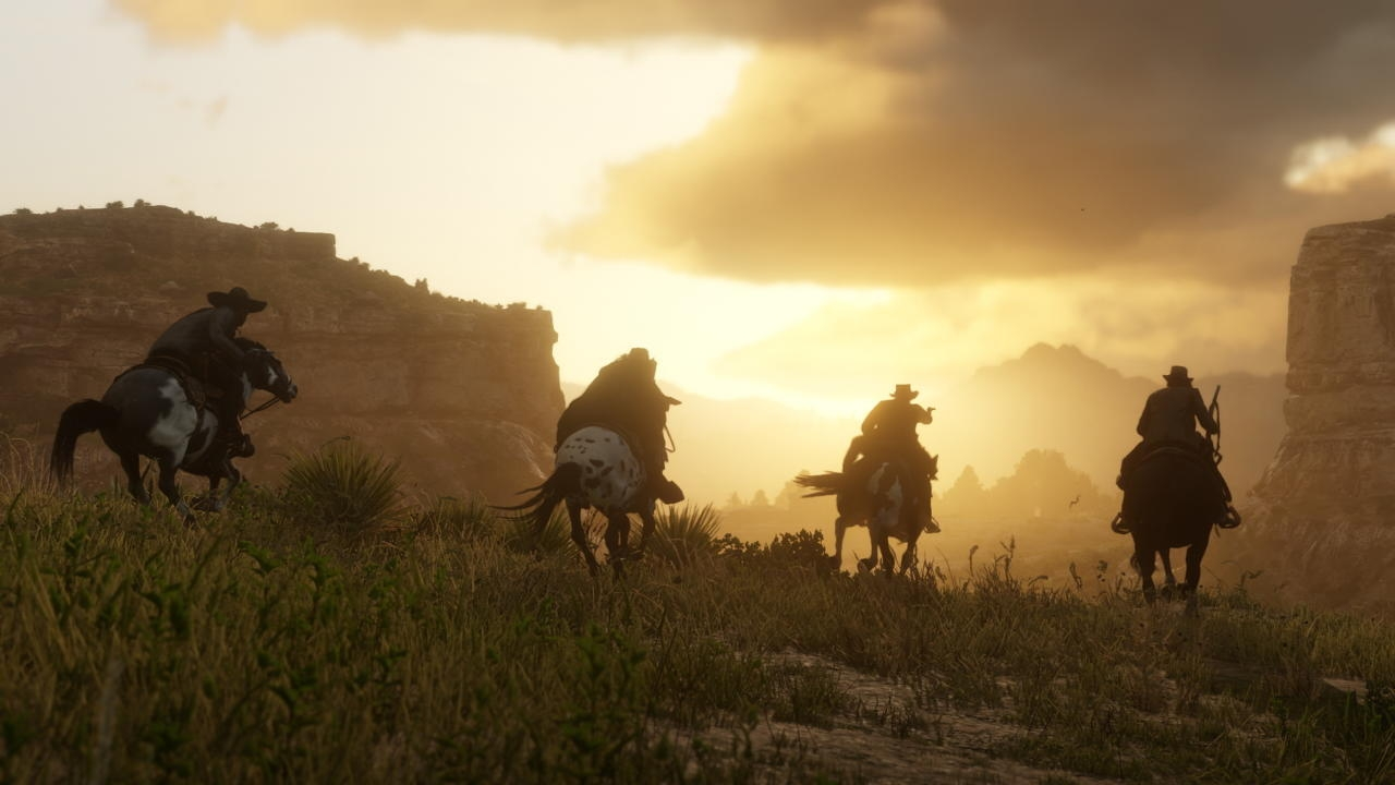 XBOXOne Red Dead Redemption 2