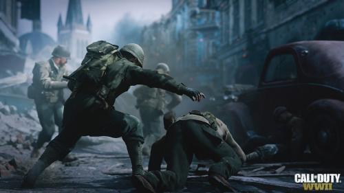 XBOXOne Call of Duty WW2