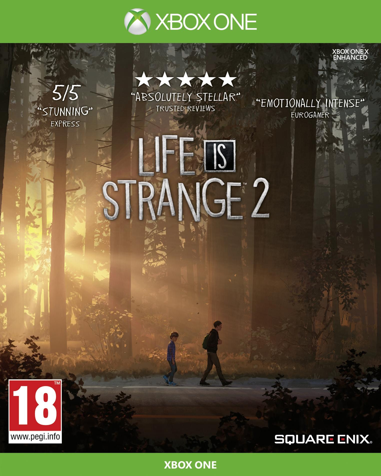 XBOXOne Life is Strange 2
