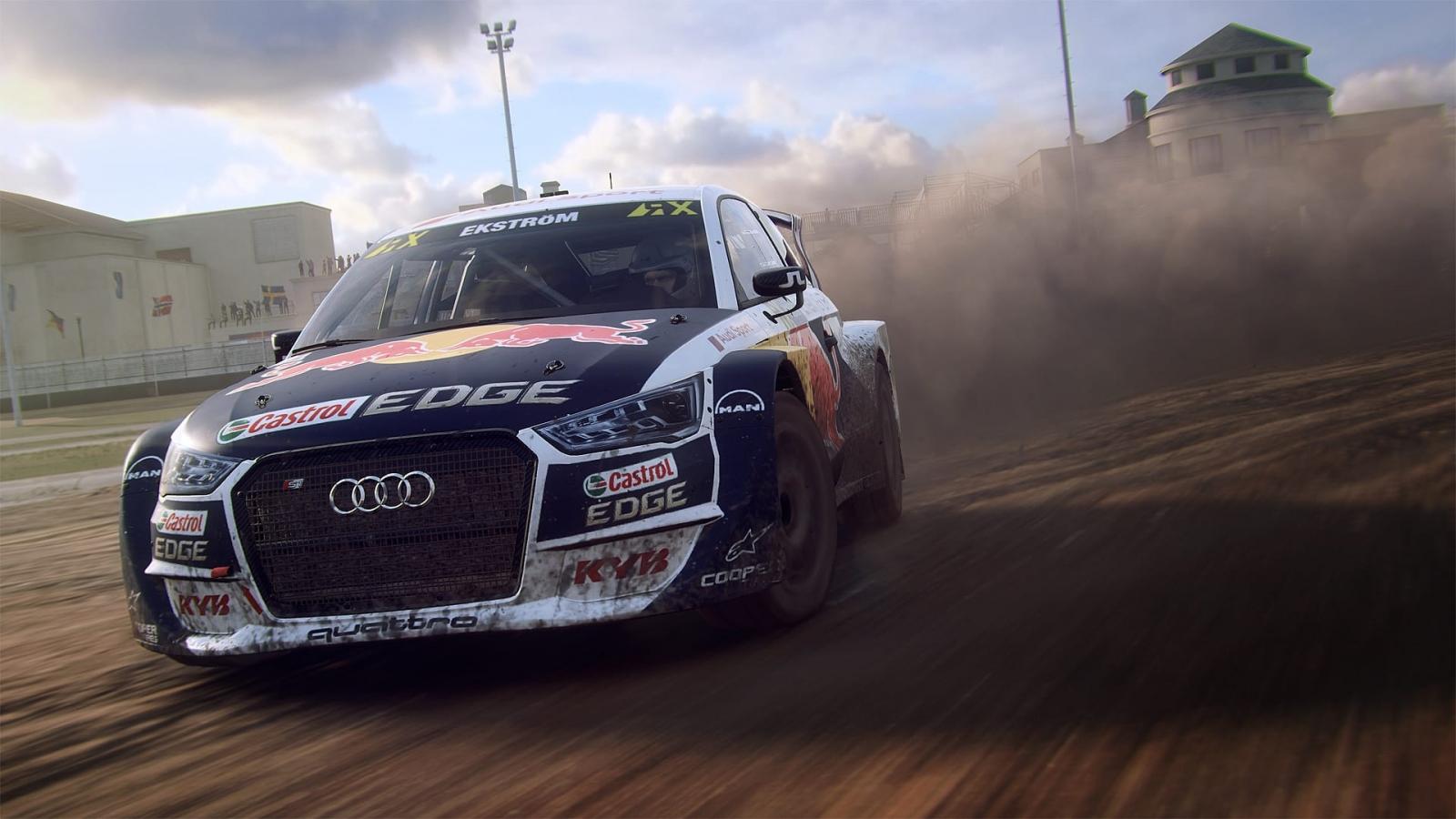 PS4 Dirt Rally 2.0