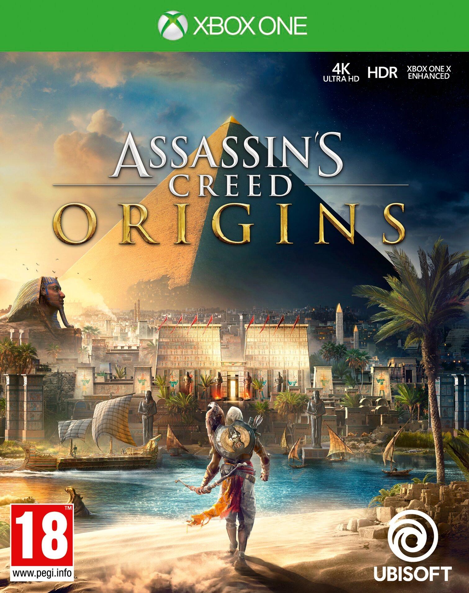 XBOXOne Assassin´s Creed Origins
