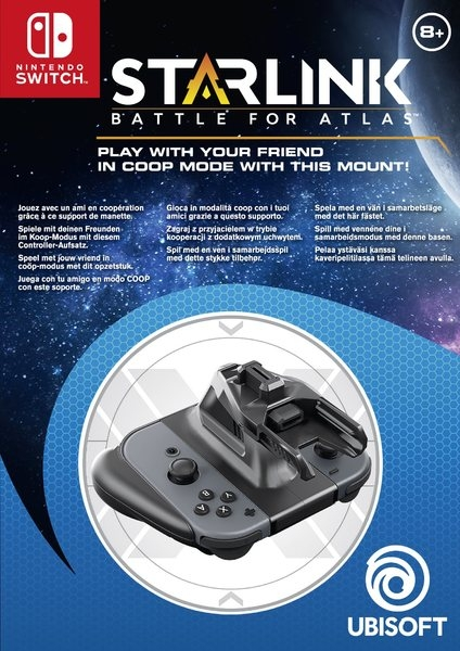 Starlink Battle For Atlas Co-Op Pack (Switch)