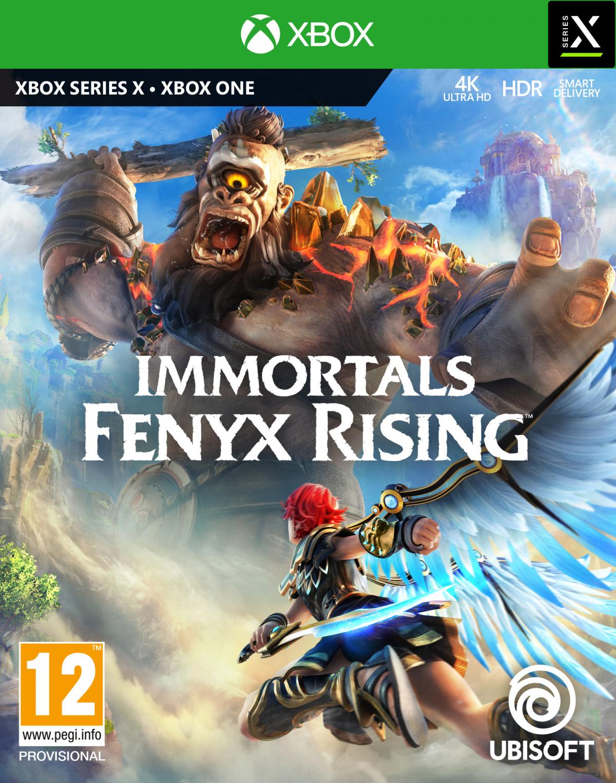 XBOXOne/SeriesX Immortals Fenyx Rising