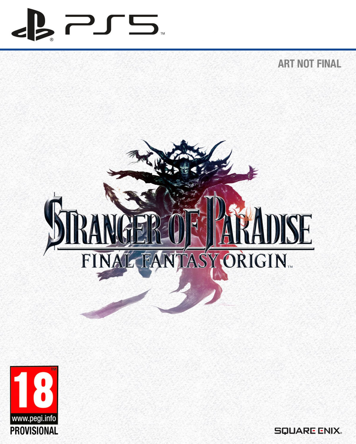 PS5 Stranger of Paradise Final Fantasy Origin