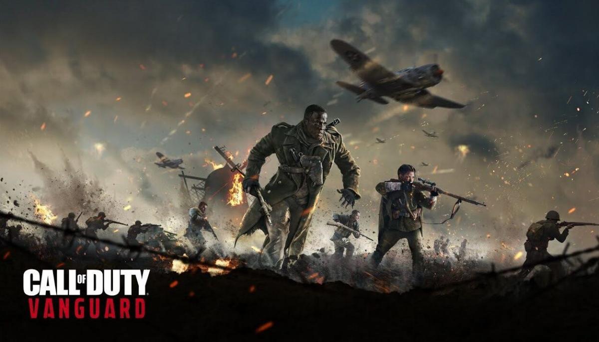 XBOXSeriesX Call of Duty Vanquard