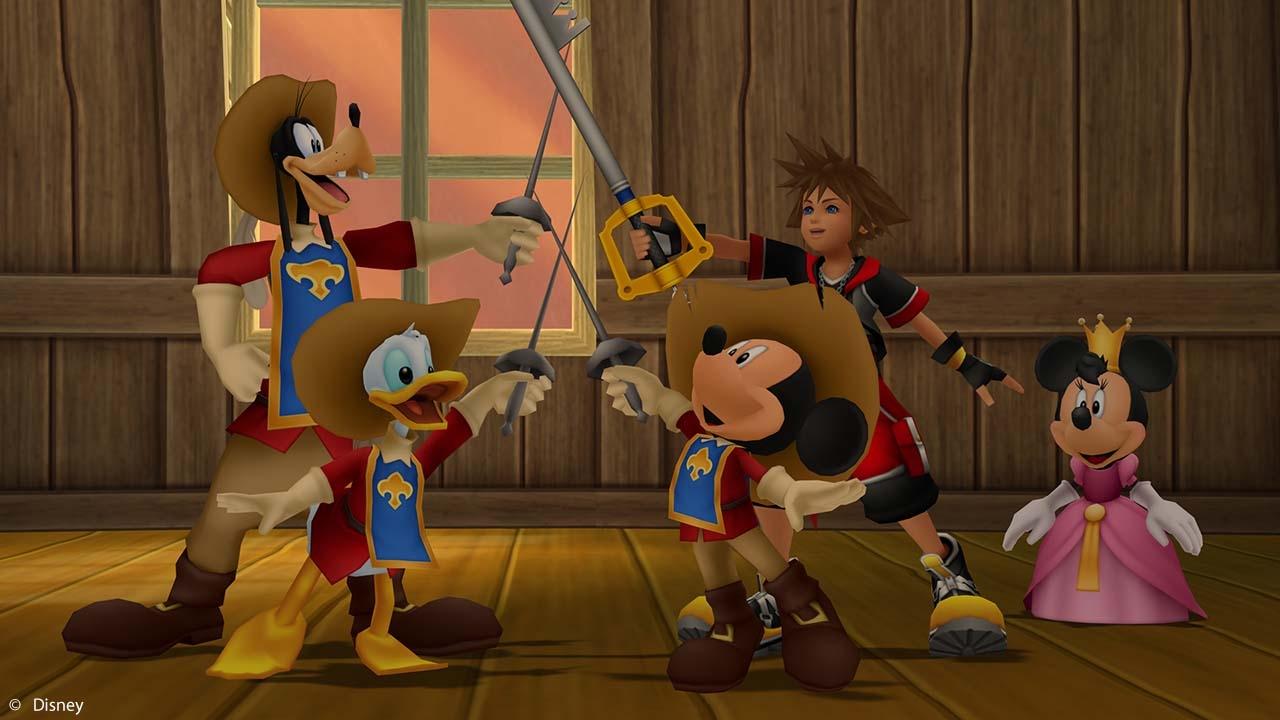 PS4 Kingdom Hearts - The Story So Far