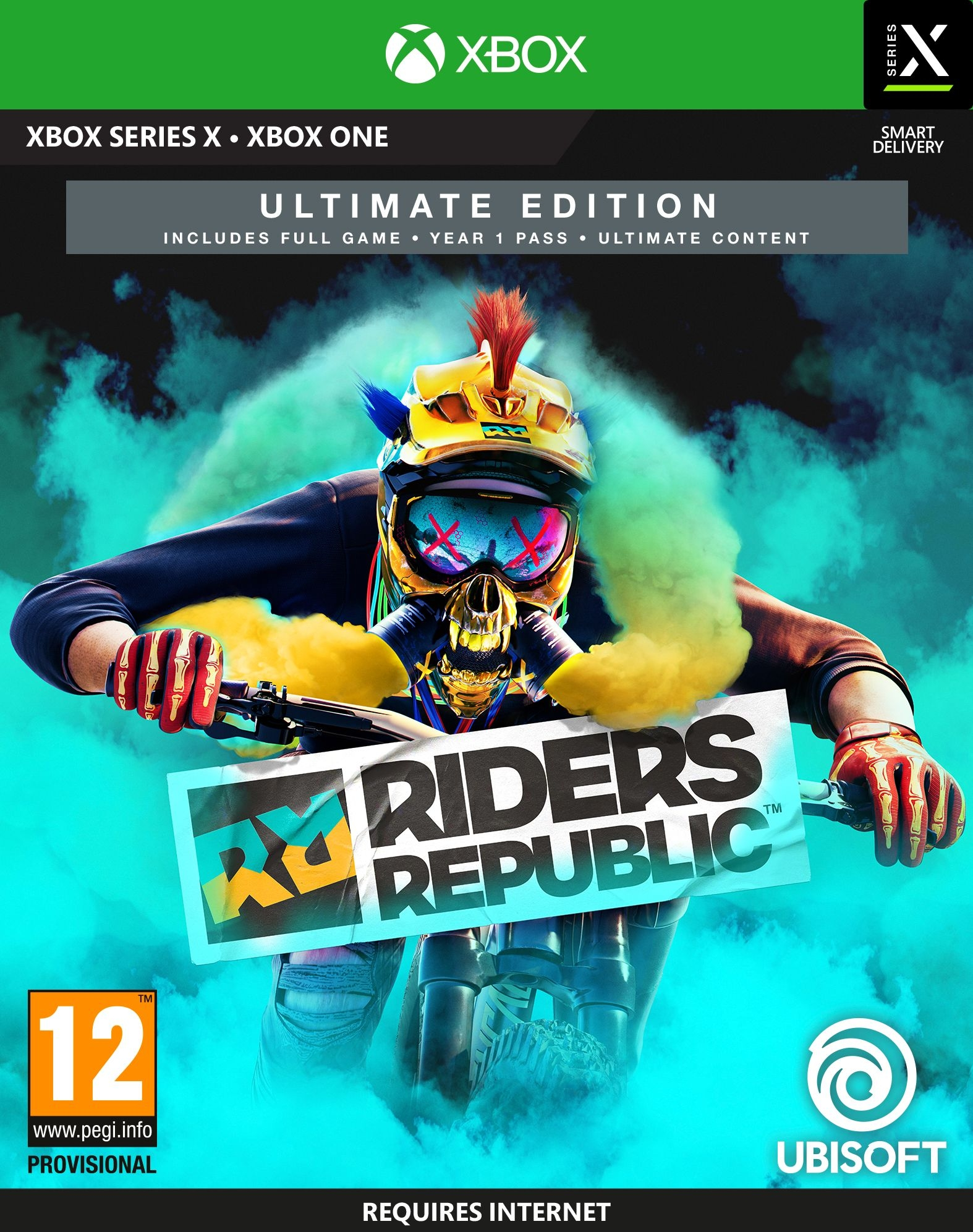 XBOXOne Riders Republic Ultimate Edition + Pre-Order Bonus