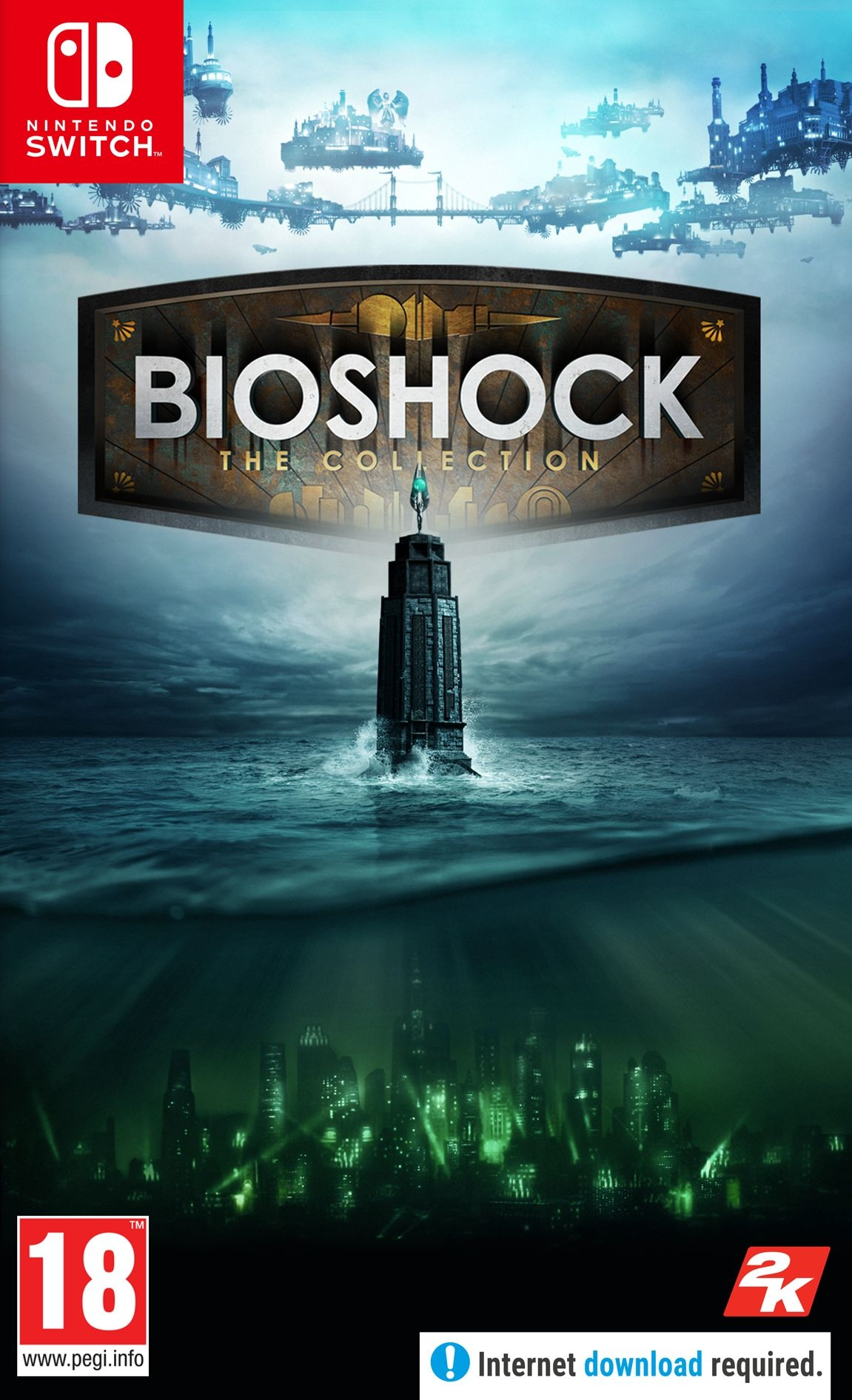 Switch BioShock: The Collection