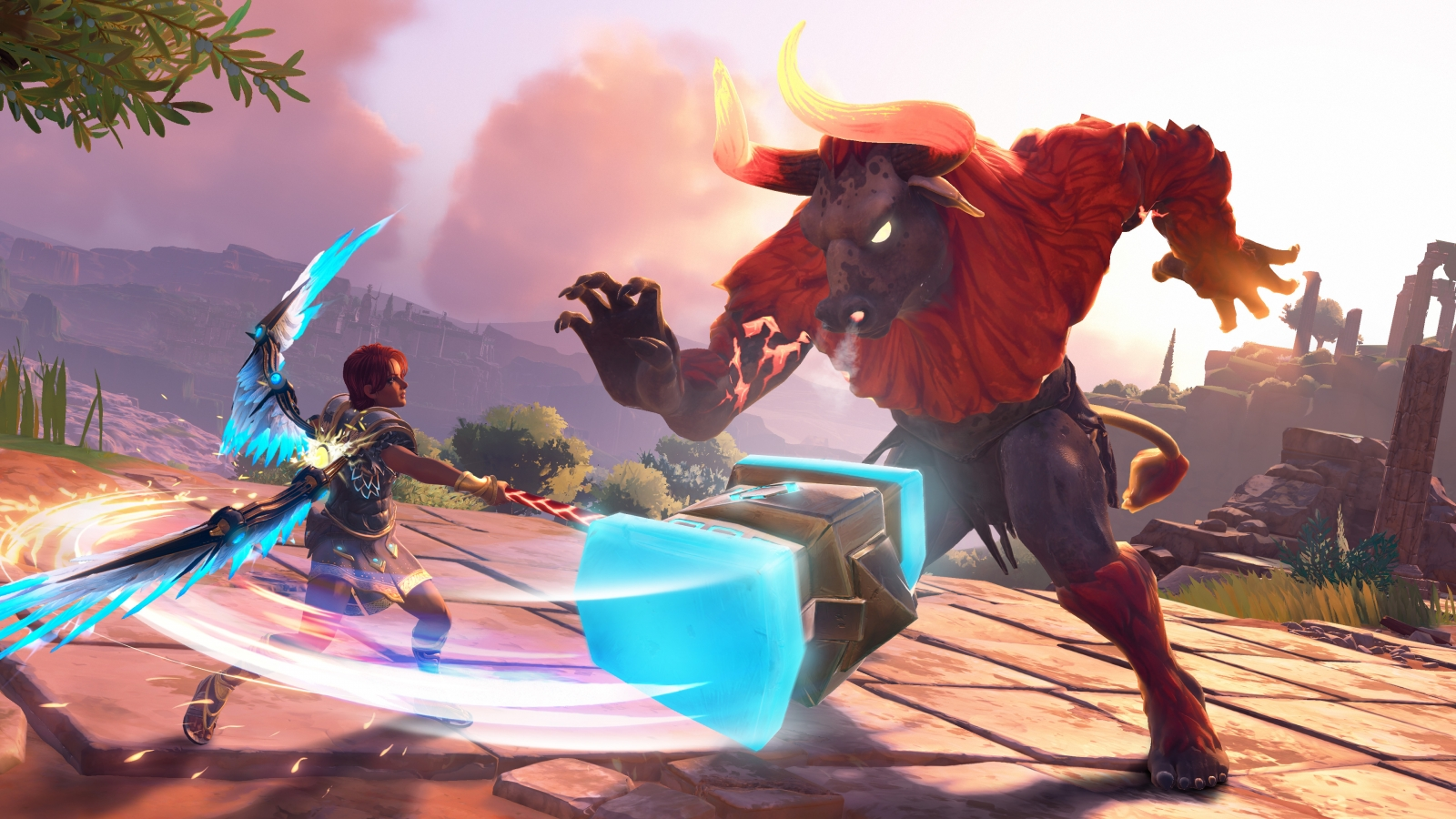 PS5 Immortals Fenyx Rising Shadowmaster Edition