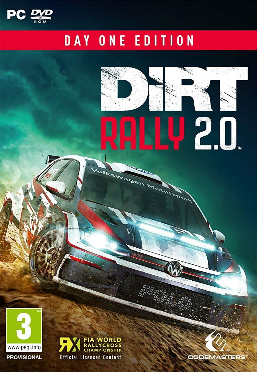 PC Dirt Rally 2.0 Day One Edition