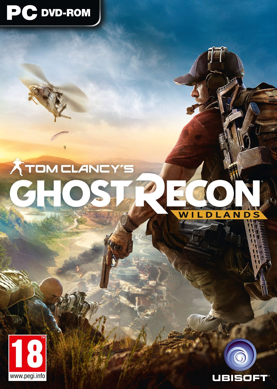 PC Ghost Recon Wildlands