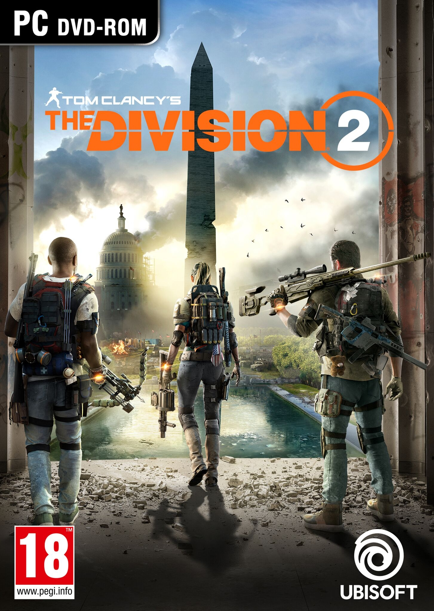 PC Tom Clancy's The Division 2 + Bonus
