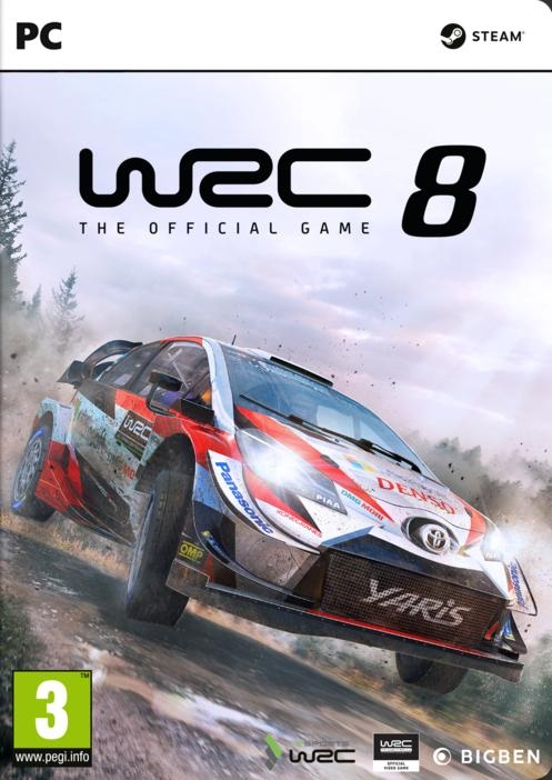 PC WRC 8