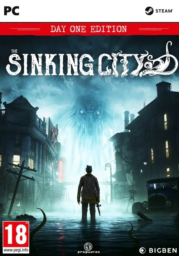 PC The Sinking City Day One Edition