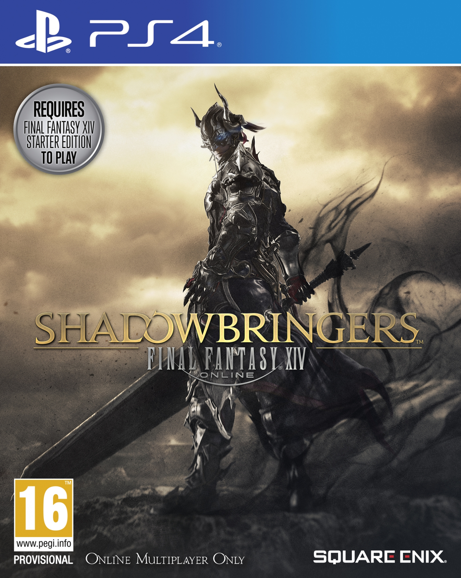 PS4 Final Fantasy XIV: Shadowbringers
