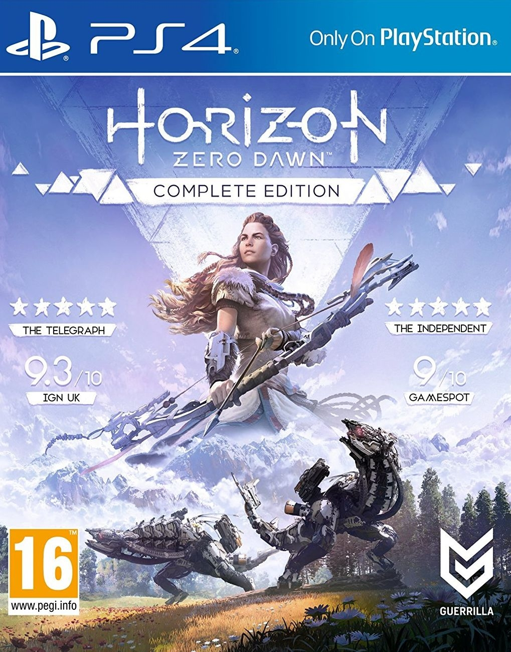 235e74d90c3 PS4 Horizon: Zero Dawn Complete Edition