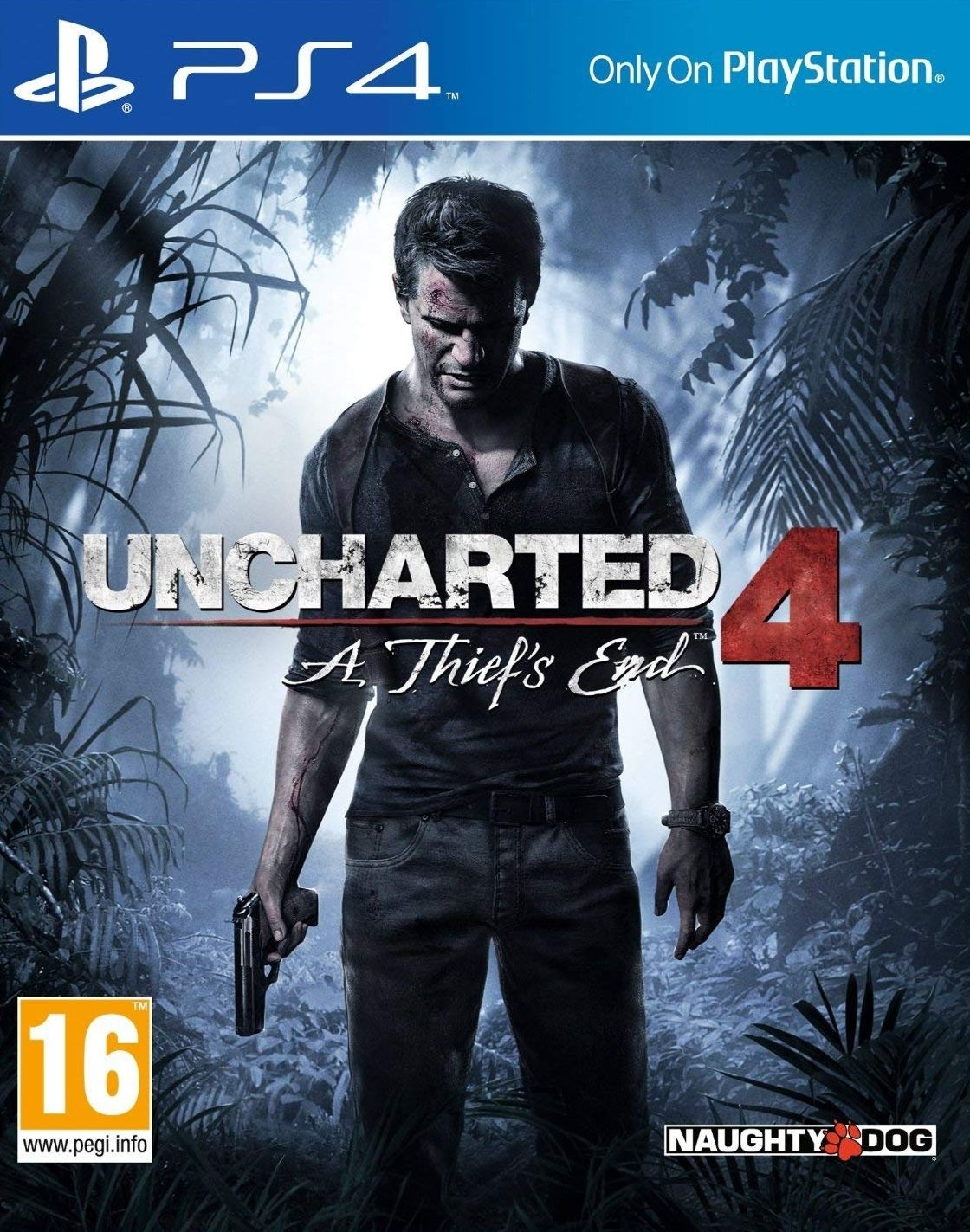 PS4 Uncharted 4: A Thief´s End