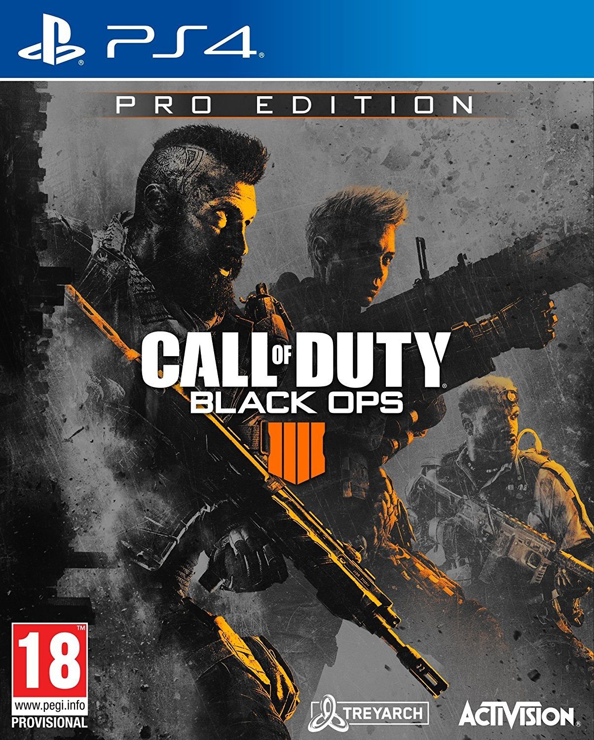 PS4 Call of Duty: Black Ops 4 Pro Edition