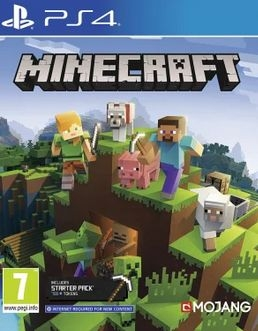 PS4 Minecraft Bedrock Edition