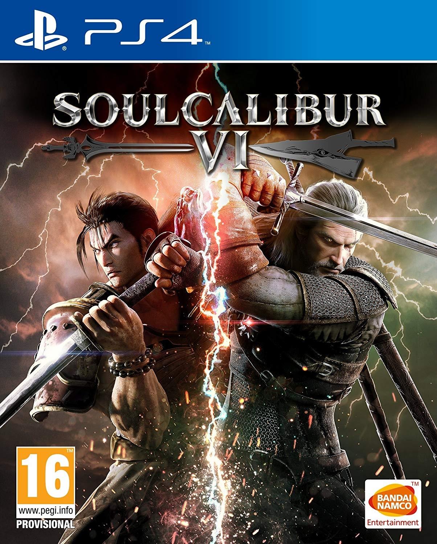 PS4 Soulcalibur 6