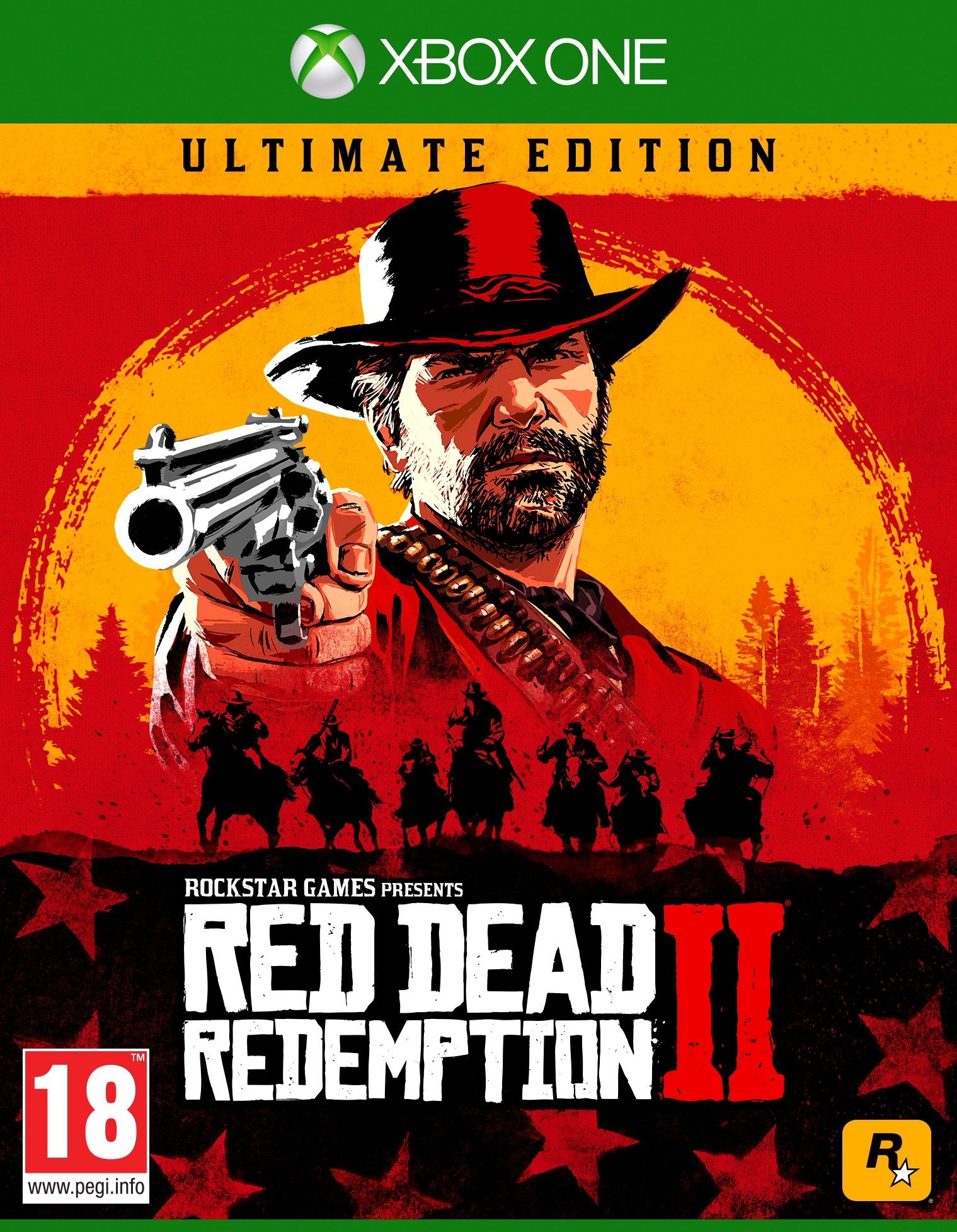 XBOXOne Red Dead Redemption 2 Ultimate Edition