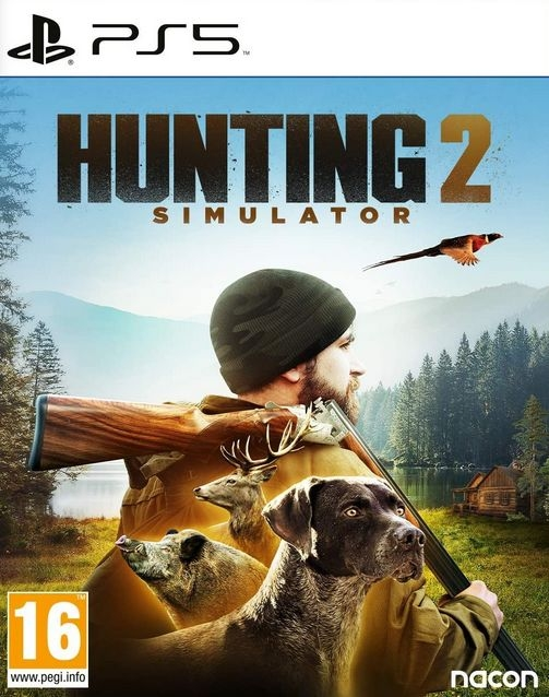 PS5 Hunting Simulator 2
