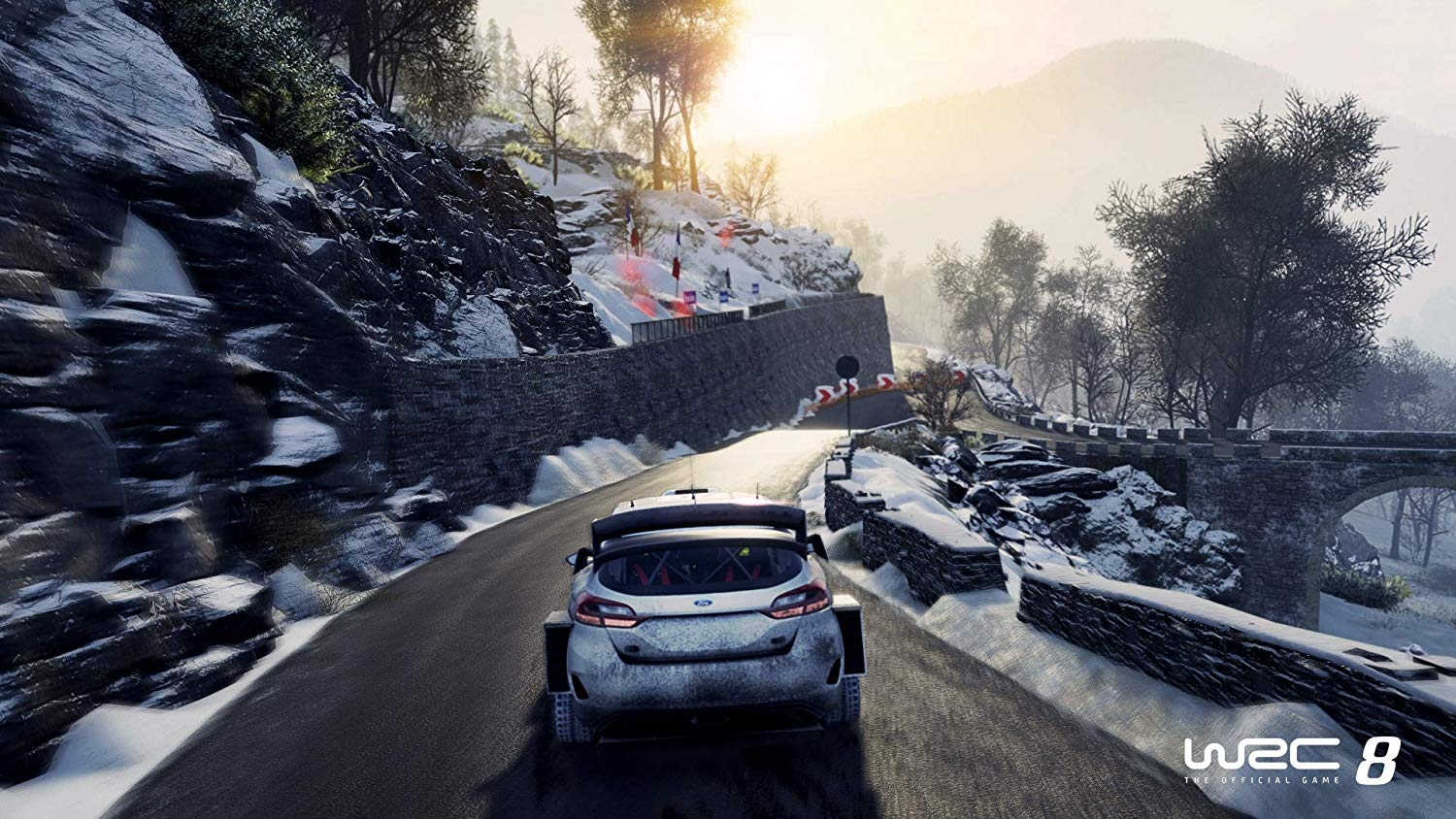 PS4 WRC 8 Collector Edition