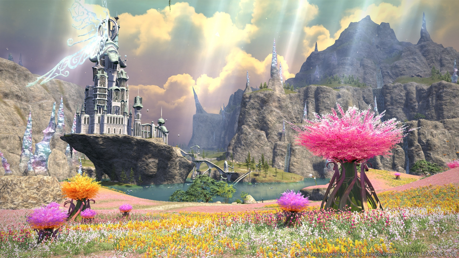 PS4 Final Fantasy XIV: Shadowbringers