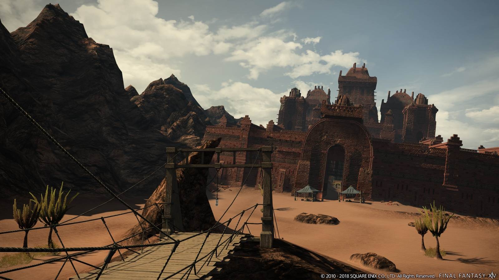 PC Final Fantasy XIV: Shadowbringers
