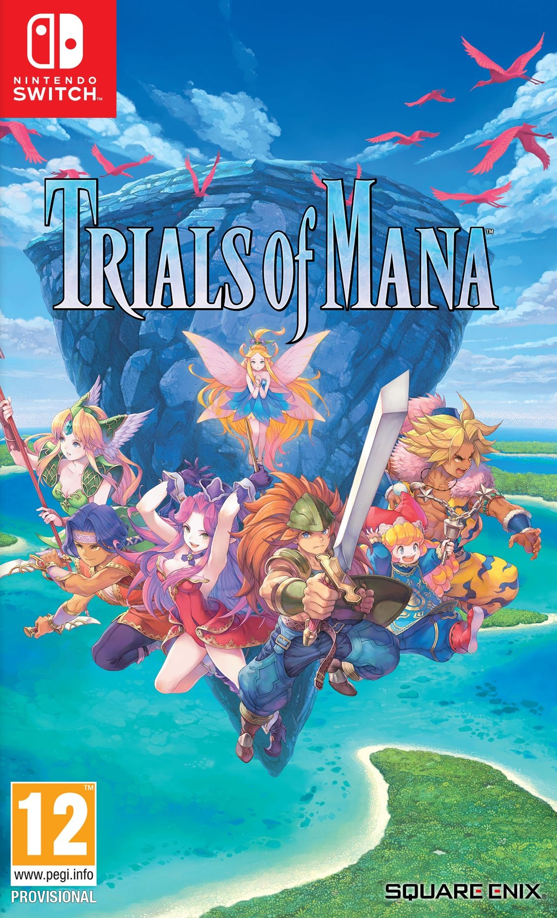 Switch Trials of Mana