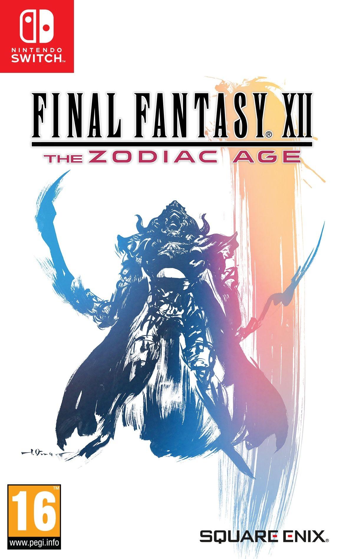 Switch Final Fantasy XII The Zodiac Age