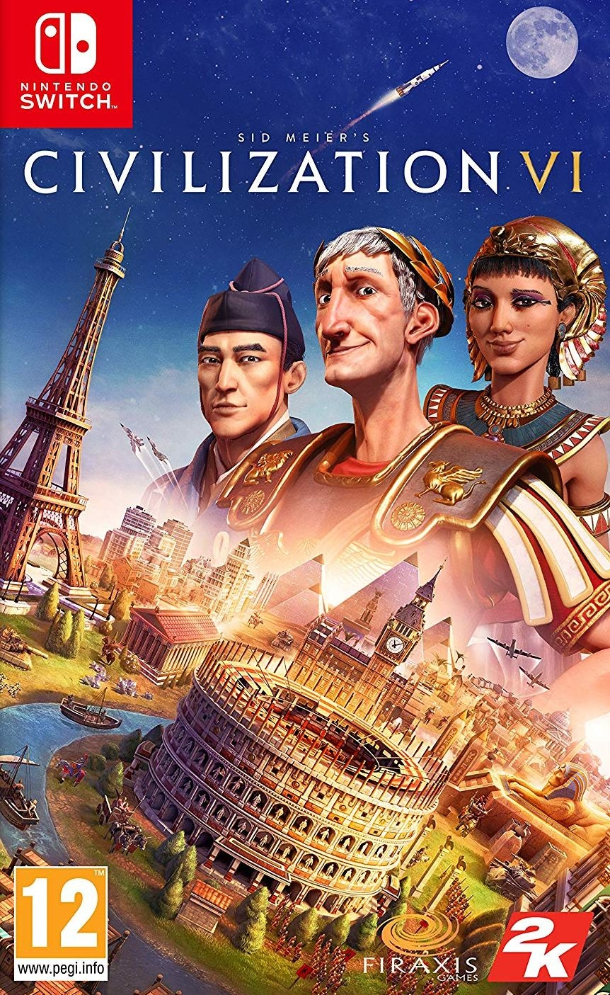 Switch Civilization VI